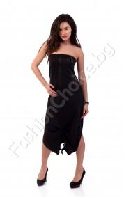 Спортно-елегантна рокля с различни начини за носене