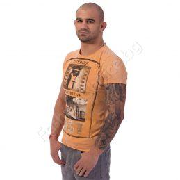 """Мъжка тениска """"INSPIRE MORFINE"""" в четири цвята"""