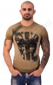 Мъжка тениска с английско знаме - четири цвята