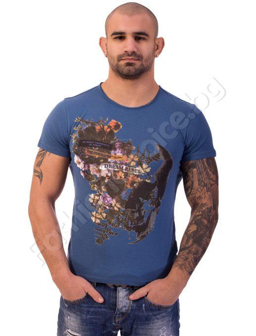 """Мъжка тениска""""DREAM REBEL"""" в четири цвята"""