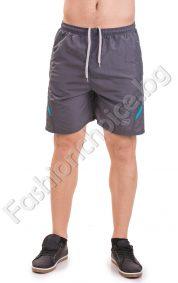 Мъжки къси панталонки без бандаж с джобчета