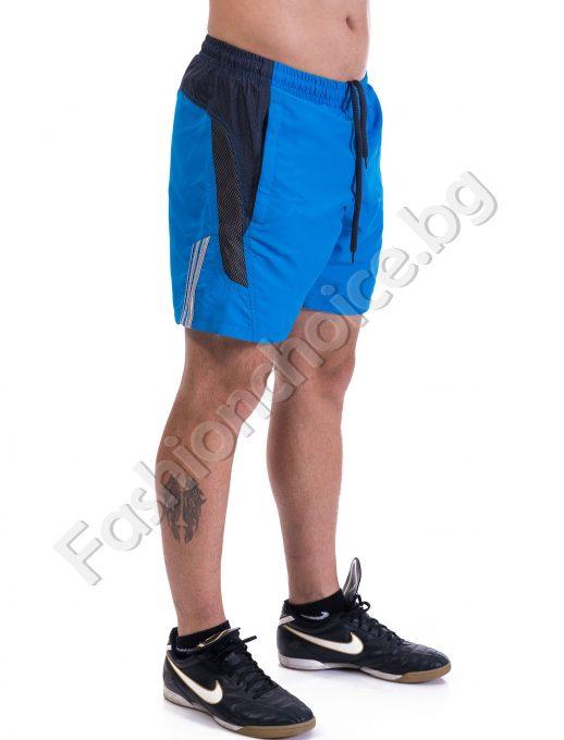 Мъжки къси панталонки с бандаж в шест цвята