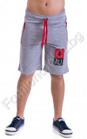 Летни мъжки 3/4 панталонки ALI в четири цвята