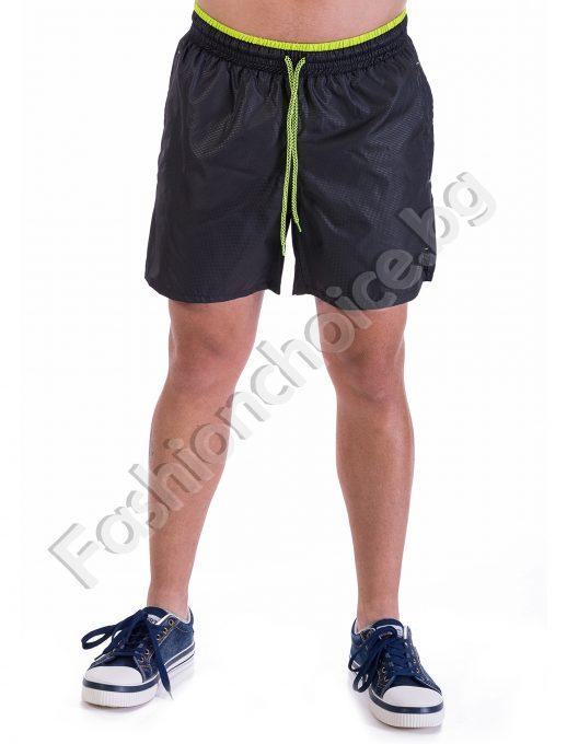 Удобни 3/4 мъжки панталонки с джобчета в два цвята