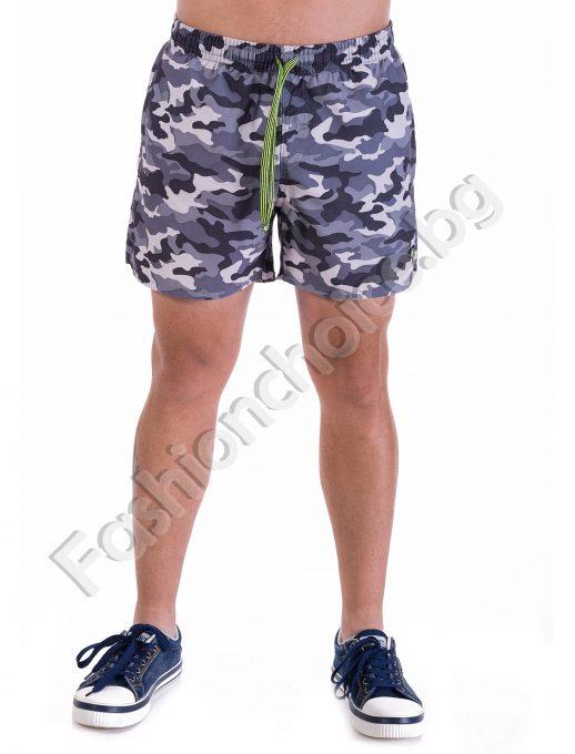 Летни къси панталонки за мъже в три свежи десена