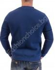 Мъжка блуза с украсителен кант по ръкавите в 5 цвята