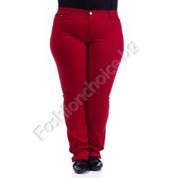 Уютен и удобен макси панталон в два цвята с джобчета