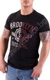 Мъжка тениска с къс ръкав BROOKLYN в два цвята