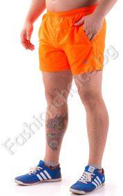 Къси панталони тип плувни шорти в шест цвята