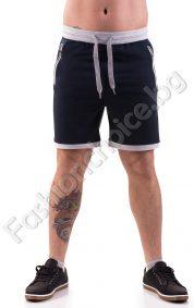 Летни мъжки панталони в три цвята със странични джобове