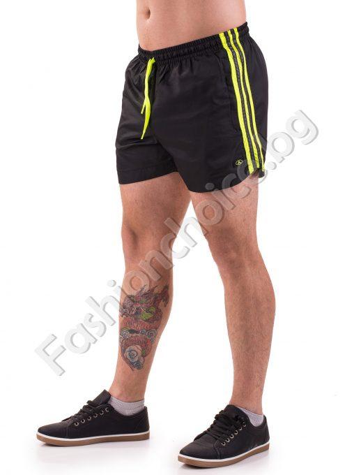 Мъжки къси шорти удобни за лятото с бандаж в седем цвята