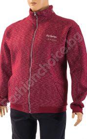 Топъл и мек мъжки макси суичър в три цвята с джобчета