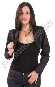 Дамски официални ръкави от сатен в два цвятаДамски официални ръкави от сатен в два цвята