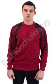Модерен мъжка блуза, българско производство в три цвята