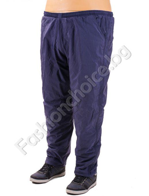 Ватирано шушляково мъжко долнище в два цвВатирано шушляково мъжко долнище в два цвята /макси размери/ята /макси размери/