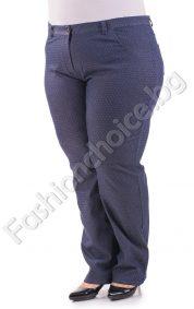 Макси размер пролетен панталон на точки