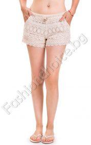 Секси къси дантелени панталонки в три цвята