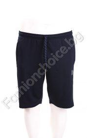 Мъжки 3/4 панталони в големи размери с джобчета