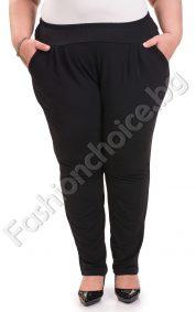 Дълъг панталон за топлите летни дни /3XL, 4XL, 5XL/