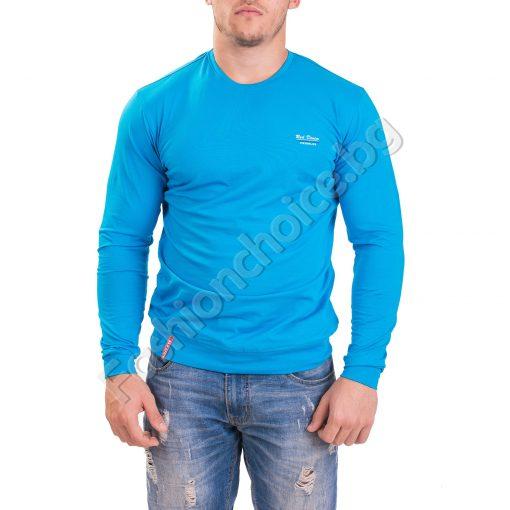 Практична мъжка блуза в четири свежи десена