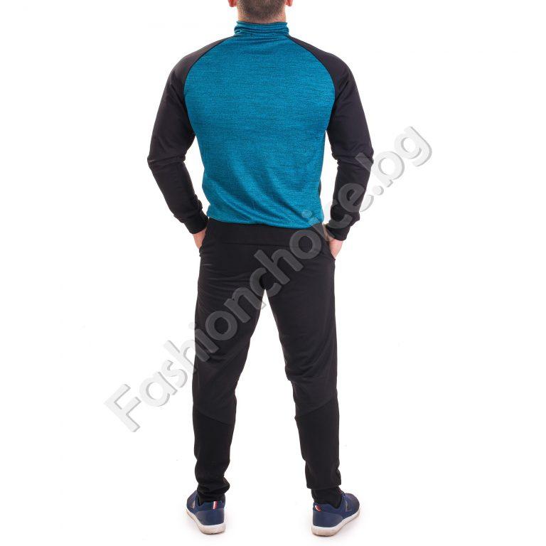 Спортен мъжки комплект от две части с джобчета