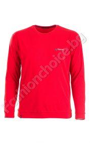Практична мъжка блуза в големи размери и четири цвята