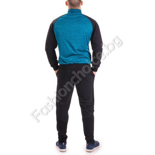 Мъжки спортен комплект в четири цвята за есента