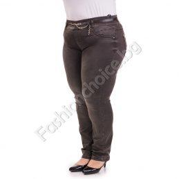 Дамски клин-панталон в четири цвята/макси размери/