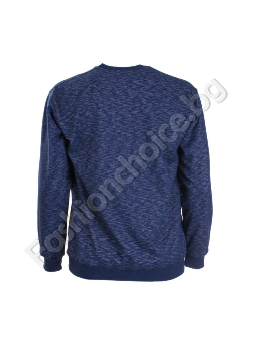 Мека мъжка макси блуза в три интересни цвята