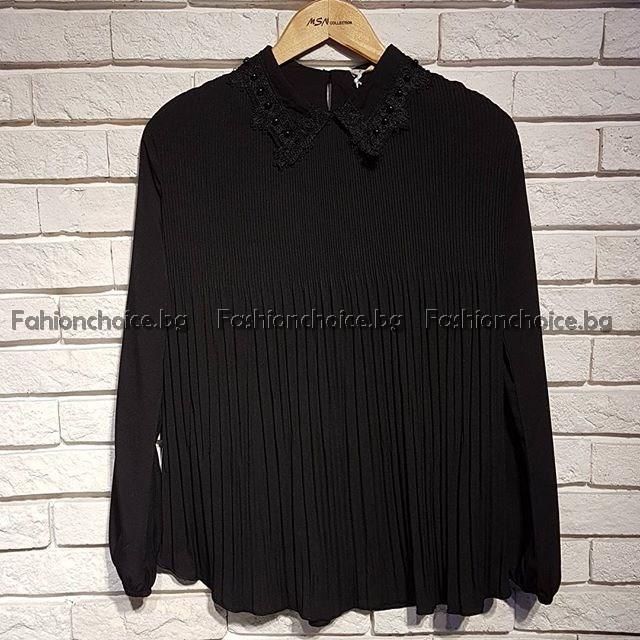 Нежна дамска риза в празнични цвята