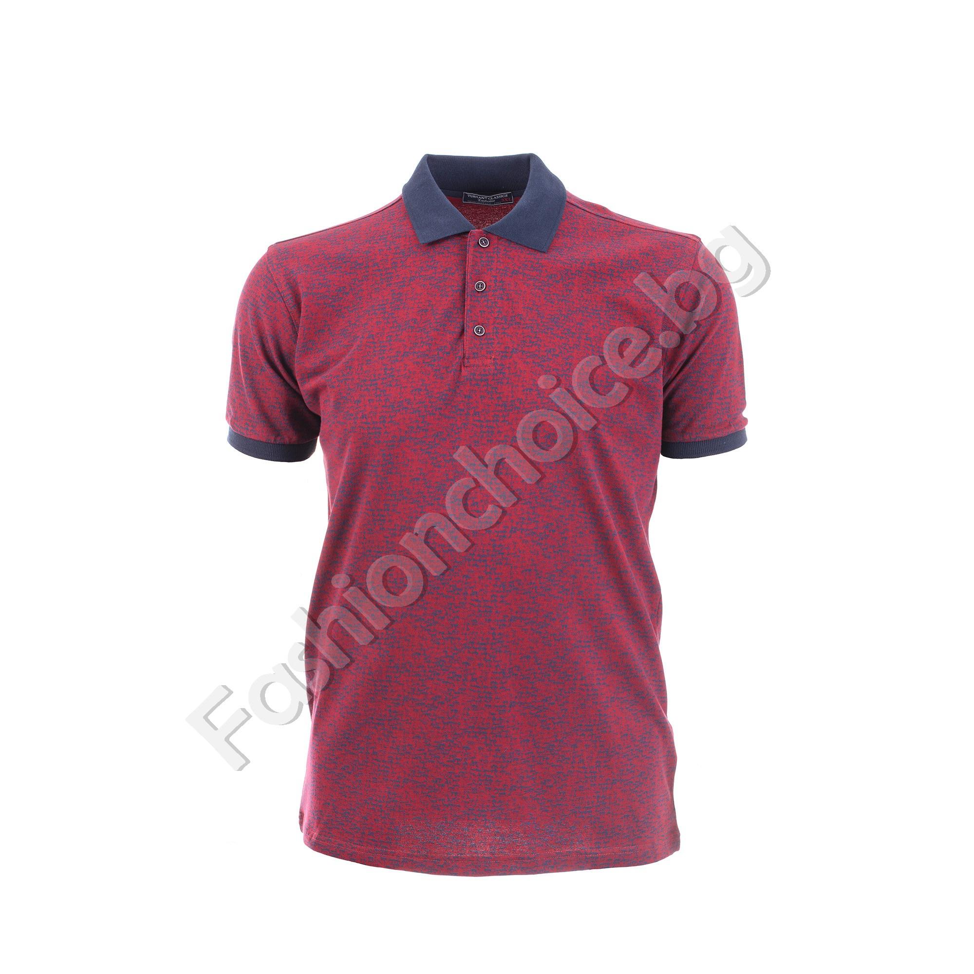 Ανδρική μπλούζα σε πολλά χρώματα Fashionchoice 86f6065b464