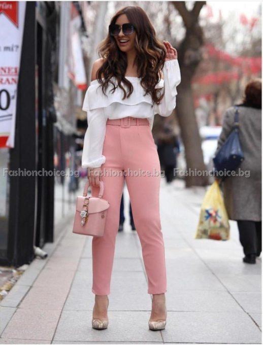 Топ модел дамски панталон в три актуални десена
