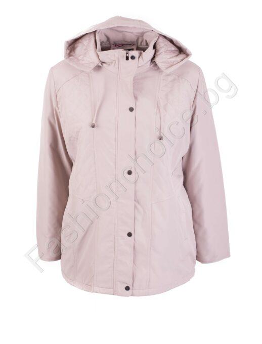 Великолепен и стилен подплатен макси шлифер в пет цвята