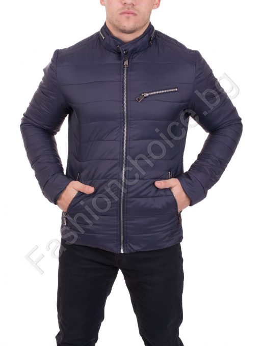 Мъжко топло яке в три модерни десена