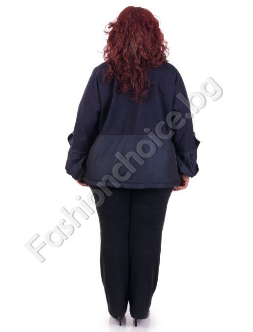 Шикозно плътно макси палто с красива брошка