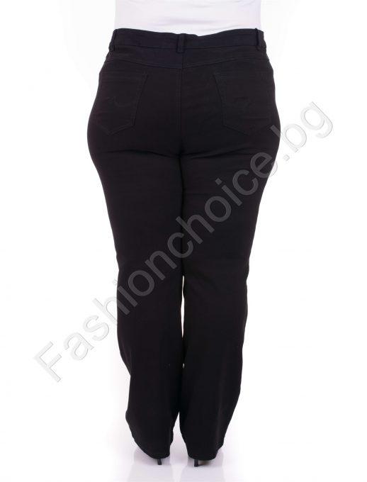 Плътен дамски макси панталон в четири прекрасни цвята/44-48/