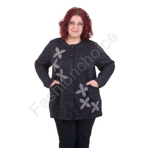 Елетантна пролетна макси жилетка с джобчета в пет чудесни цвята