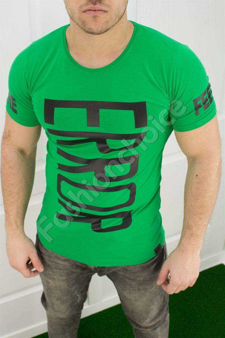 Мъжка тениска- код 702-039
