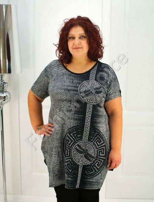 2d0fa0d4b0c Дамски дрехи големи размери | Дамска макси мода - fashionchoice.bg