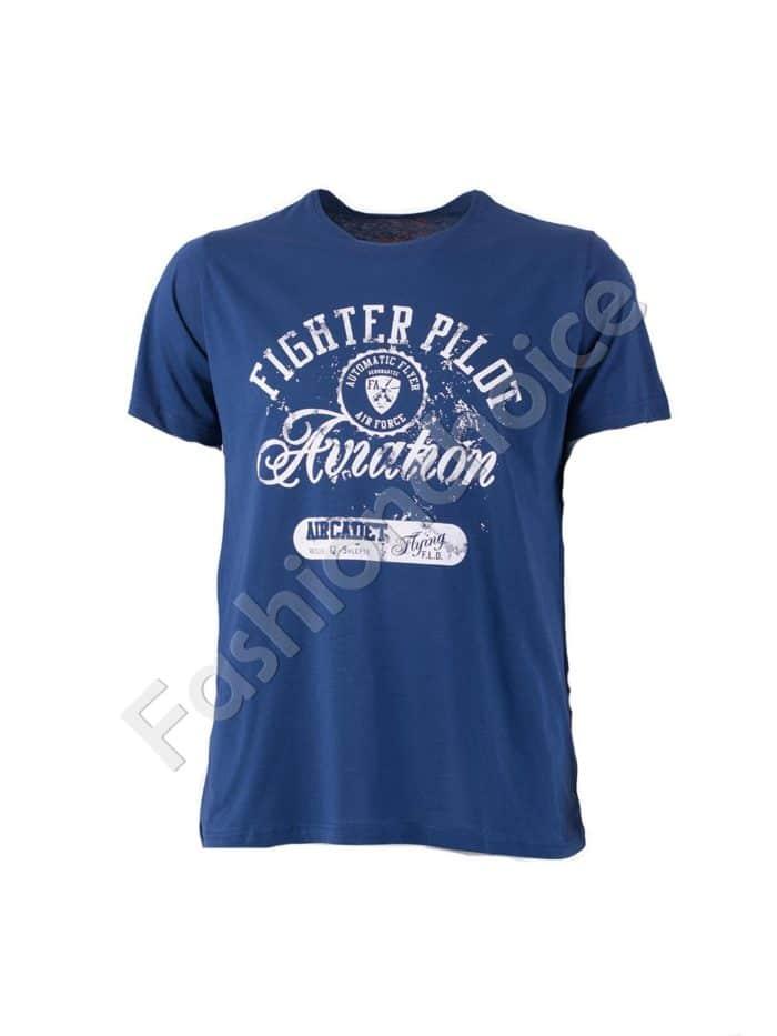 Мъжка макси тениска/3XL-10XL/код 766-19111