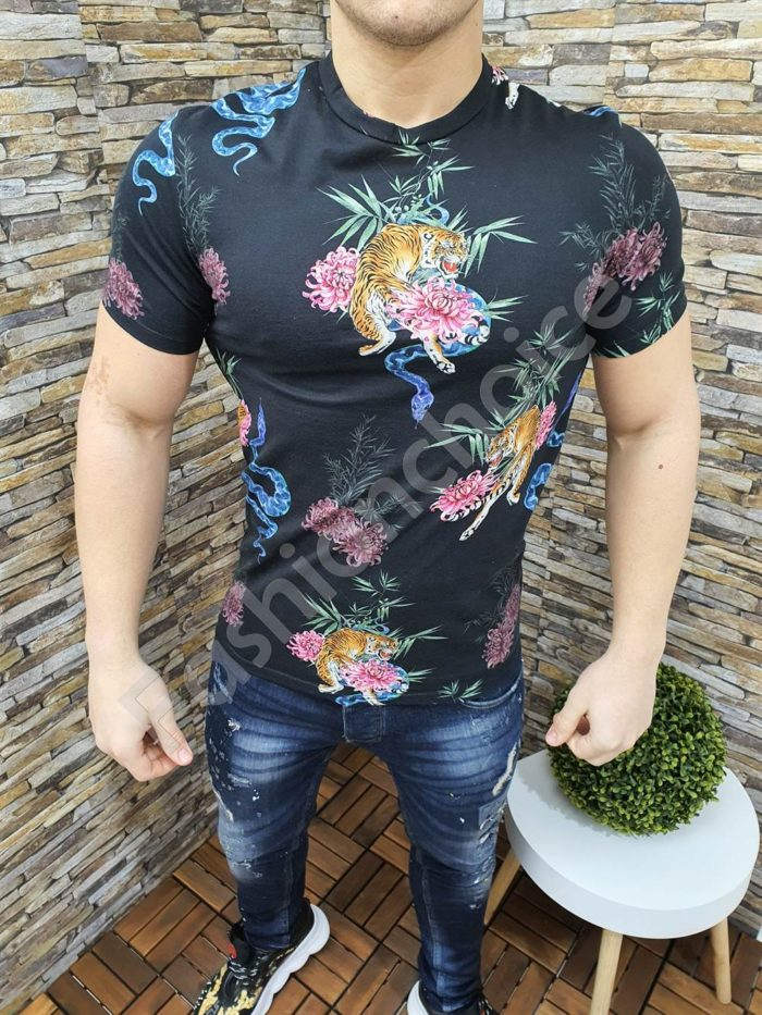 Мъжка тениска TIGER