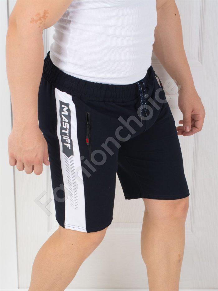 Мъжки панталонки с различен цвят кант-код 213-1