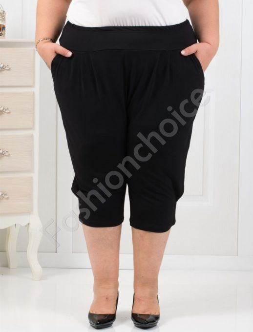 Изключително практичен дамски макси тънък панталон-код 7047