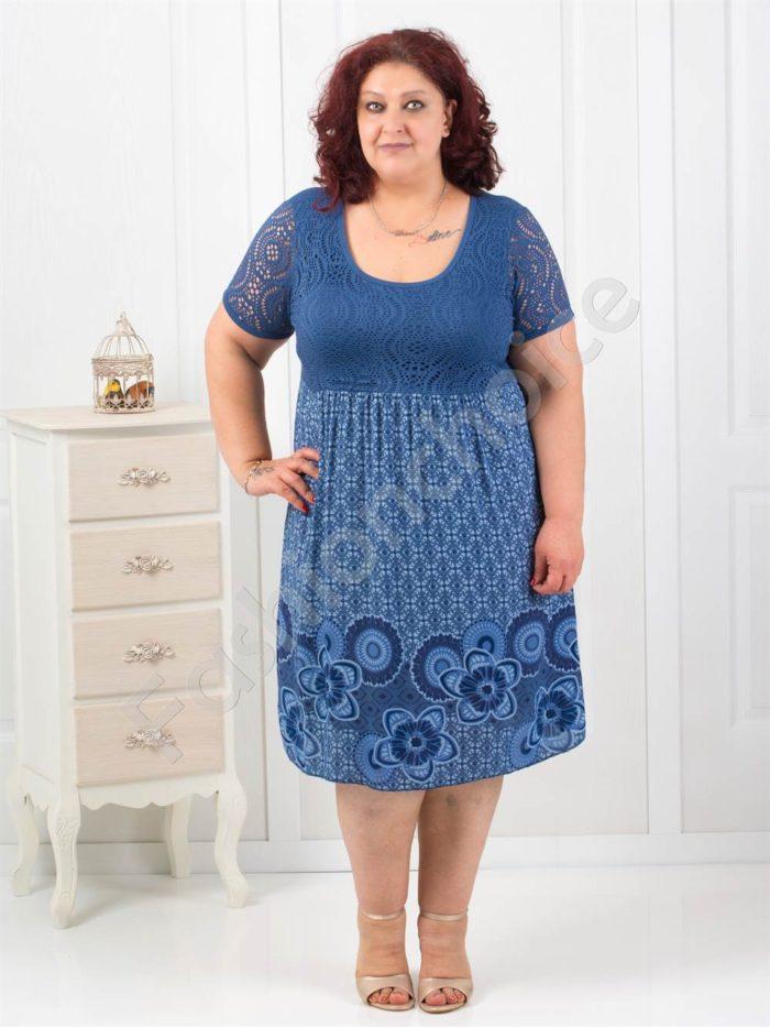 Дамска макси рокля в пет невероятни цвята