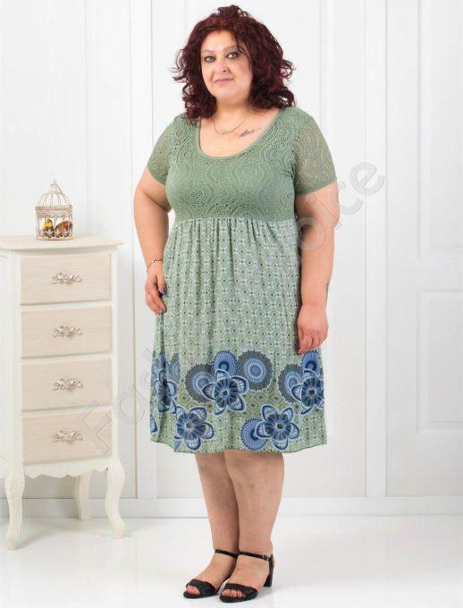 Дамска макси рокля в пет невероятни цвята-код 550-1