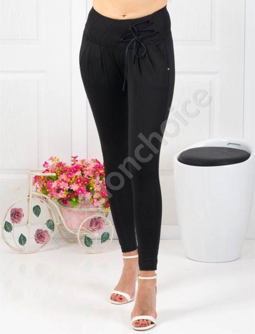 Дамски спортно-елегантен панталон в три цвята-код 212-1-3