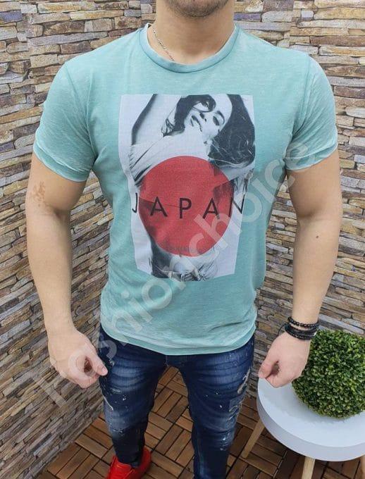 Мъжка тениска с къс ръкав JAPAN-код 339-1